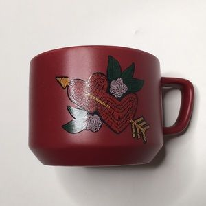 Starbucks Valentine Double Heart 12oz Mug